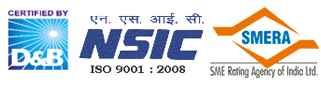 ISO 9001:2008 NSIC Certificate